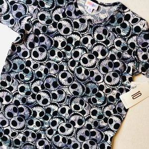 LULAROE Disney Gracie Nightmare Before Christmas